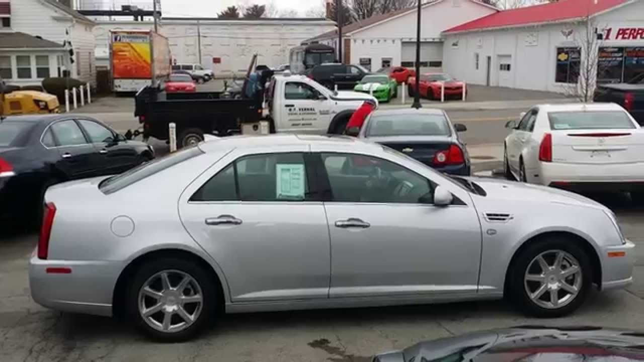 2011 cadillac sts luxury for justin and steve by wayne ulery