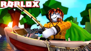 The GREATEST ANGLERS in ROBLOX-Roblox Indonesia Fishing Simulator