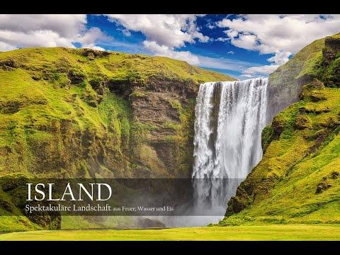 Island - Eine spektakuläre Reise durch eine Landschaft aus Feuer, Wasser und Eis