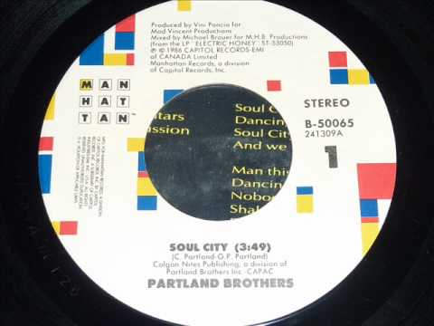 Partland Brothers - Soul City