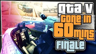 GTA 5 Online - Epic Landing (Gone In 60 Minutes #3)