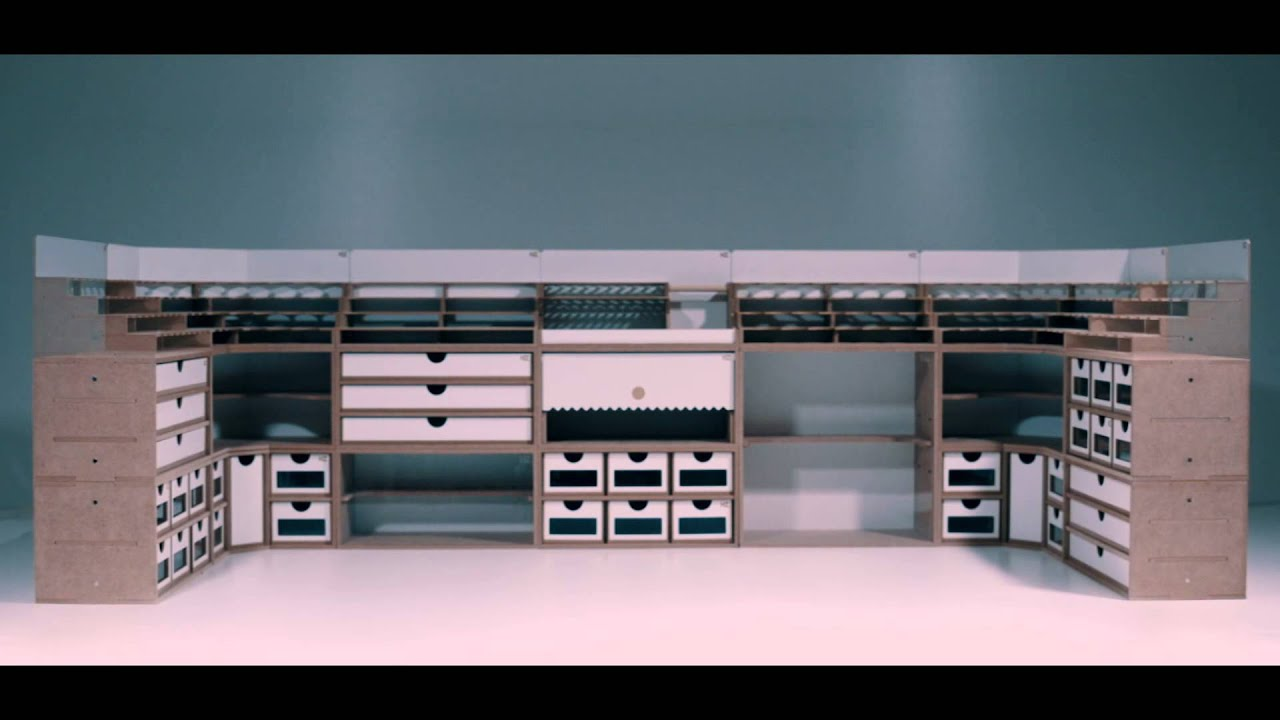 Modular Workshop System By Hobbyzone Youtube
