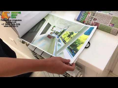 Ремонт квартиры под ключ – Иркутск, 37 м2 по дизайн проекту