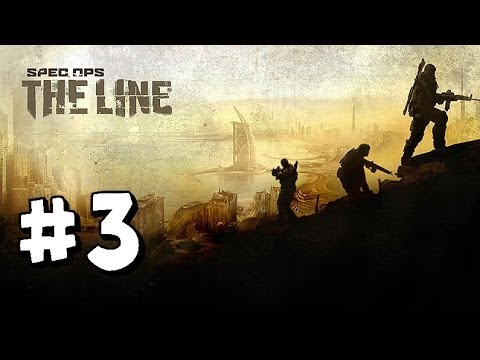 Spec Ops: The Line Long Playthrough Part 3