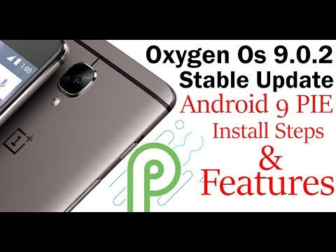 How To Install | OxygenOS 9.0.2 Stable | Oneplus 3