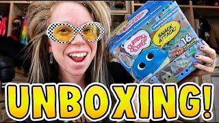 YUMMY WORLD Snack Keychains! - MYSTERY UNBOXING!