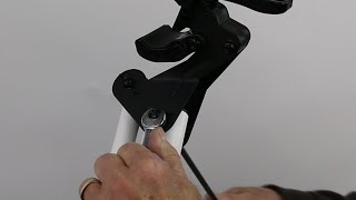 Club Booster | Bracket Installation Instructions | Clicgear 3-Wheel Model