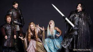Игра престолов 6 сезон 6 серия трейлер