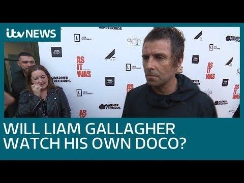 Liam Gallagher says