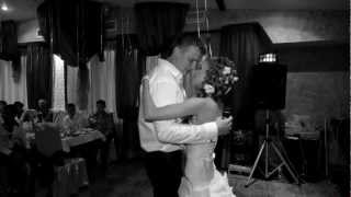 Тимур + Настя - Эта песня для тебя (wedding version).mpg