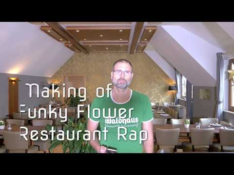 Making of Funky Flower