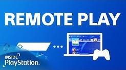PS4 Remote Play - PS4 zocken über PC, Mac, iOs Devices