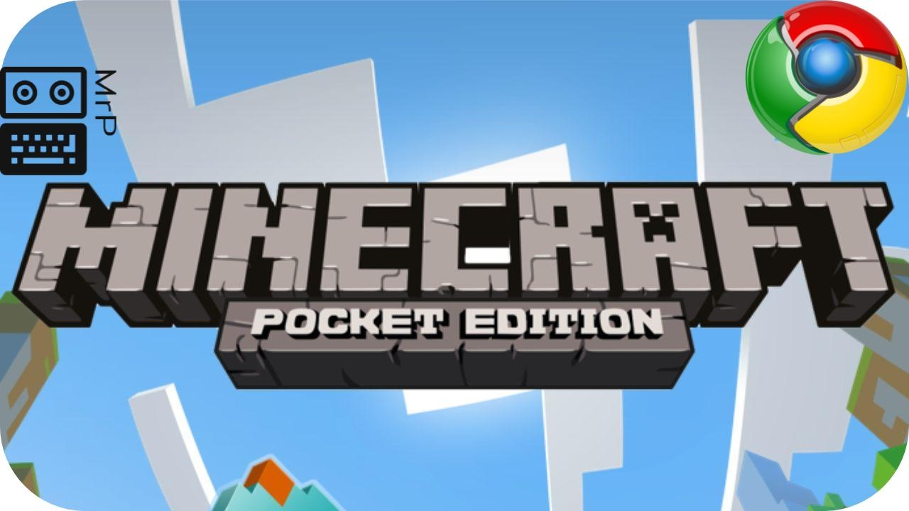 Can You Play Minecraft On Chromebook Youtube