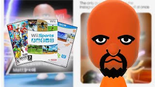 Searching for Matt Mii in Nintendo Games thumbnail
