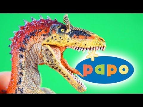 Papo® Cryolophosaurus Review