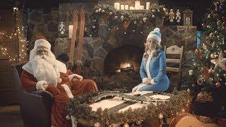 Видеопоздравление от Деда Мороза образец