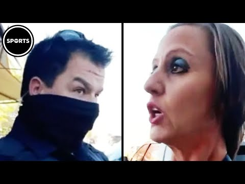 Infamous Karen Goes Head-To-Head With Police Officer This Karen can't stay out of the news. Rick Strom breaks it down. Give us your thoughts in the comments below! Rick Strom TWITTER: twitter.com/rickstrom ..., From YouTubeVideos
