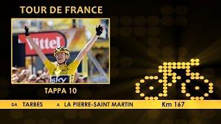 Tour de France 2015 | tappa 10 / stage 10