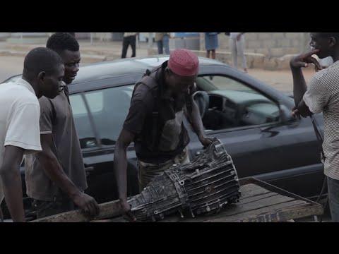 In the Life: Scrap Metal Men (Ghana Documentary)
