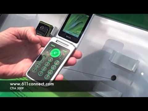 CITA-2009-Sony Ericsson T707
