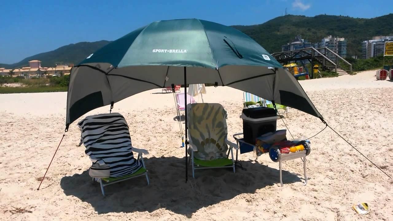 09accd1ebbbf Guarda-sol SKLZ - Praia de Palmas - YouTube