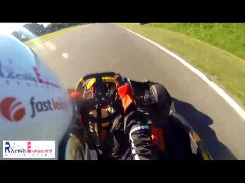Session KF4 Actua kart Lyon Racing Energies