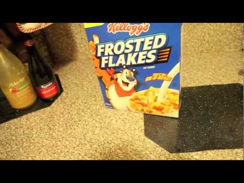 Time To EAT Frosted Flakes?