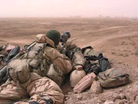 usmc force recon tribute (till i collapse)