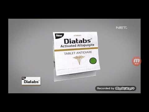 Download Iklan Diatabs - Diare Reda, Perut Lega 15s (2019)