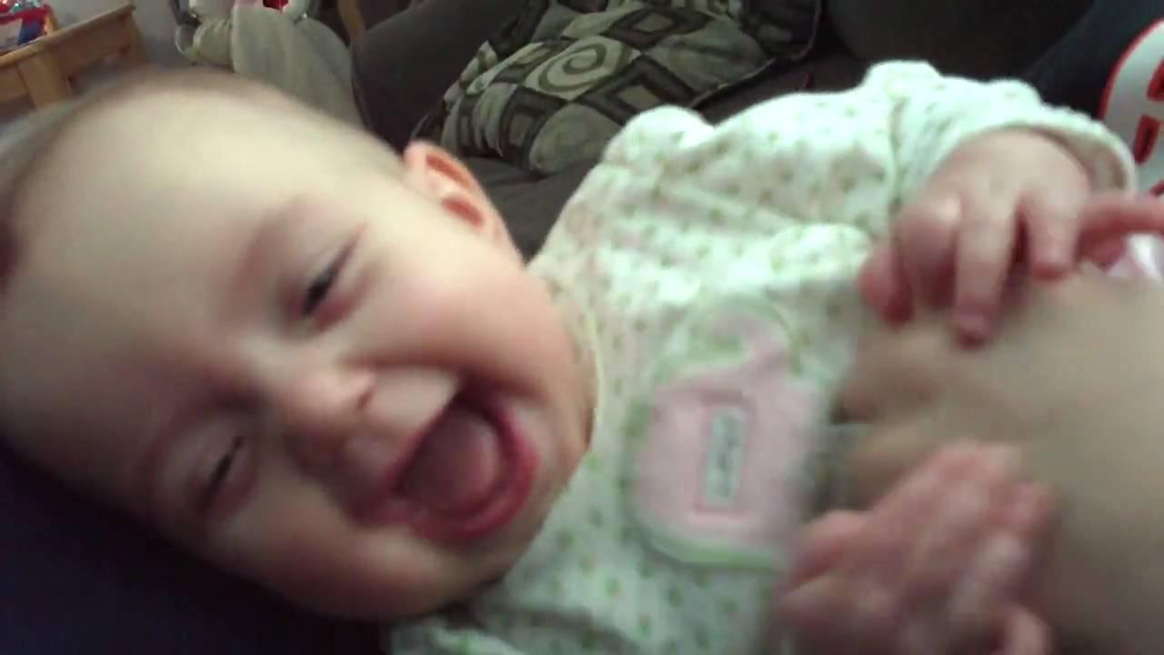 Mommy Tickles Baby Grace Doovi
