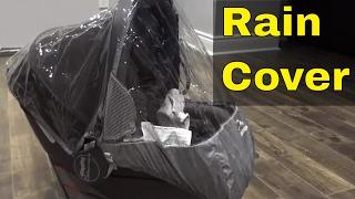 Peg Perego Car Seat Rain Cover Review-Compatible With Primo Viaggio 4-35