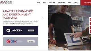 UBECOIN - DESIGNED FOR BUSINESS