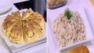 فاصوليا خضراء بالبشاميل - ارز بطعم الشاورما و وصفات اخرى | على قد الإيد حلقة كاملة