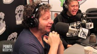 Jeff Ross Roast: Big Boy Was So Fat He Was Into S&M...Spaghetti &  Meatballs!