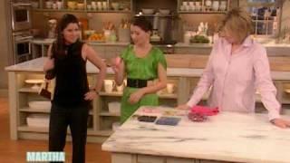 Gal Pal on The Martha Stewart Show