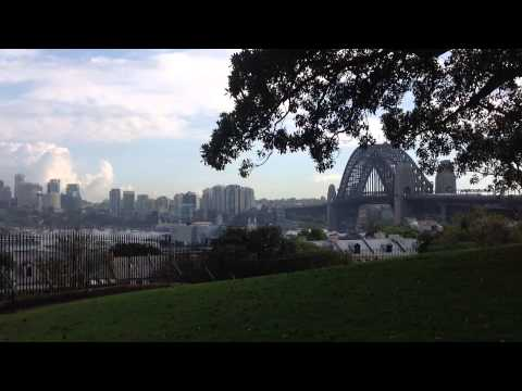 Sightseeing In Sydney (1) - Observatory Park