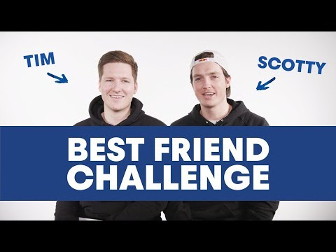 Oh Brother Where's Your Board? | Best Friend Challenge w/ Scotty James