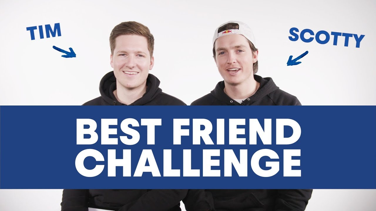 How Much Do You Know About Your Bro? | Best Friend Challenge w/ Scotty James