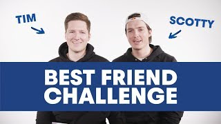 How Much Do You Know About Your Bro?   Best Friend Challenge w/ Scotty James