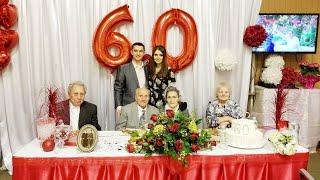 60 Year Wedding Anniversary Grandparents 2018