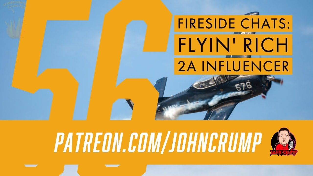 Fireside Chats 56: Flyin' Rich Plus Birthday Special!
