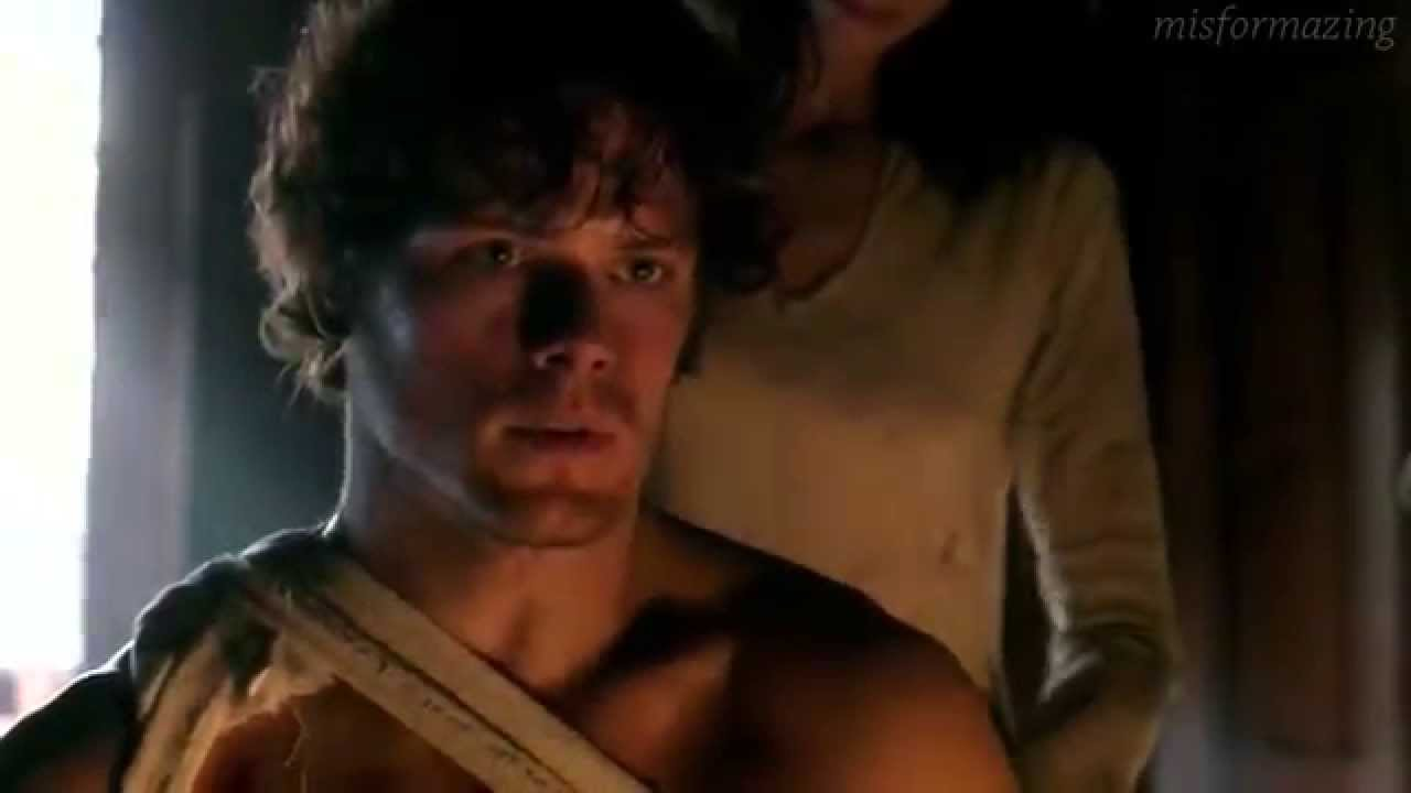 The boy would not beg.   Jamie Fraser   Outlander [+1x06