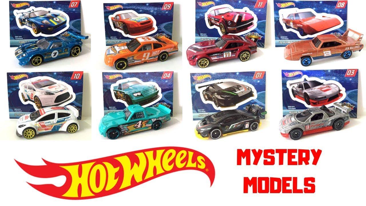 Best New Mysteries 2019 Hot Wheels 2019 Mystery Models Series 2!!! Best Series Ever
