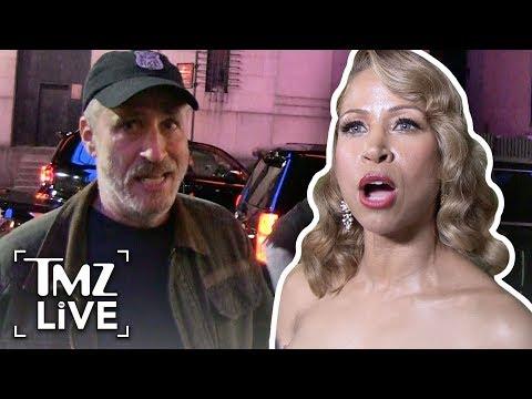 Jon Stewart Has Some Words For Stacey Dash | TMZ Live
