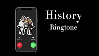 One direction ringtone-History
