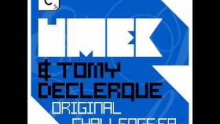 Gambar cover Umek vs Tomy DeClerque - Original Challenge (Original Mix)