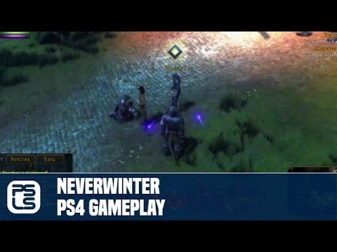 Neverwinter PS4 Gameplay #1