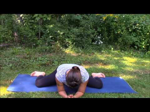 Intense Hip Opener - Frog Pose - Yoga with Becky