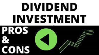 Understanding Dividend Investment: The Pros and Cons of Dividend Investing as Passive Income