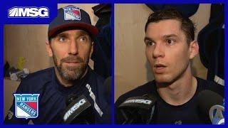 Lundqvist & Georgiev React to News on Igor Shesterkin | New York Rangers